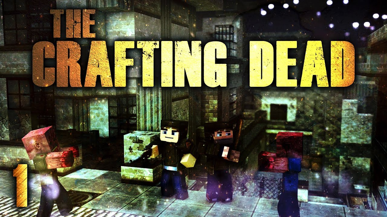 Minecraft the walking dead survival ep 1 getting for The crafting dead ep 1