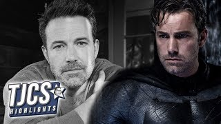Ben Affleck Reveals Drinking, Bad DCEU Experience Lead To Batman Departure