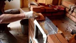 Укладка кирпича в печь печником(Способ кладки кирпича в печь., 2009-09-21T04:59:40.000Z)