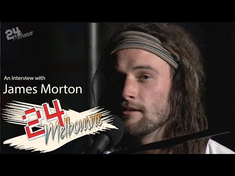 An Interview with James Morton // 24 Melbourne
