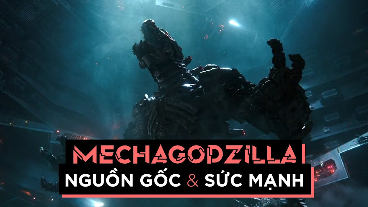 MECHAGODZILLA: Hành trình đến với GODZILLA VS. KONG