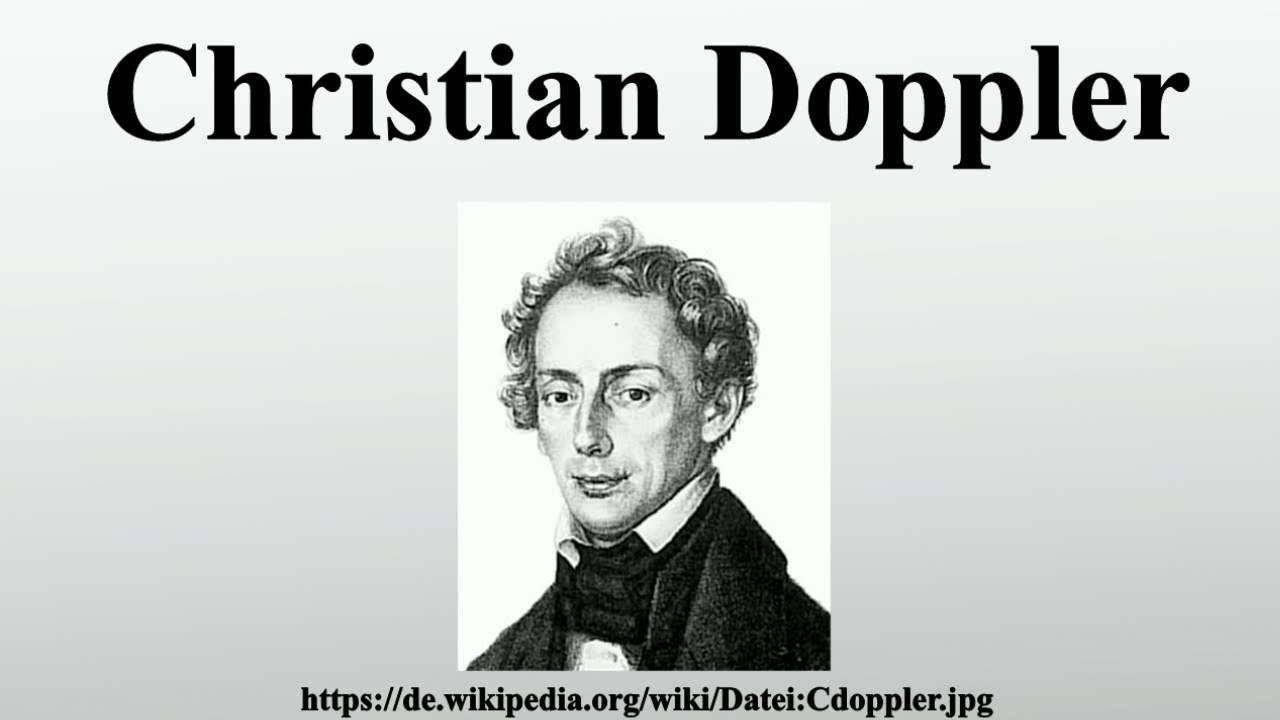 Christian Doppler - YouTube
