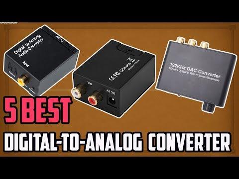 5 Best Digital To Analog Converter