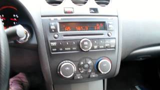 2009 Nissan Altima 2.5S Tour/Rev/Test Drive