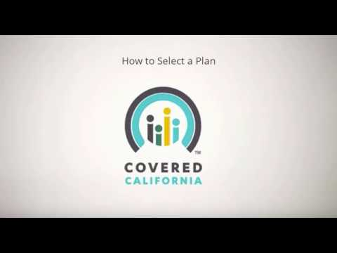 How To Select A Health Insurance Plan | Covered California