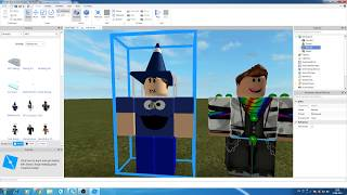 ROBLOX tutorial how to publish map!