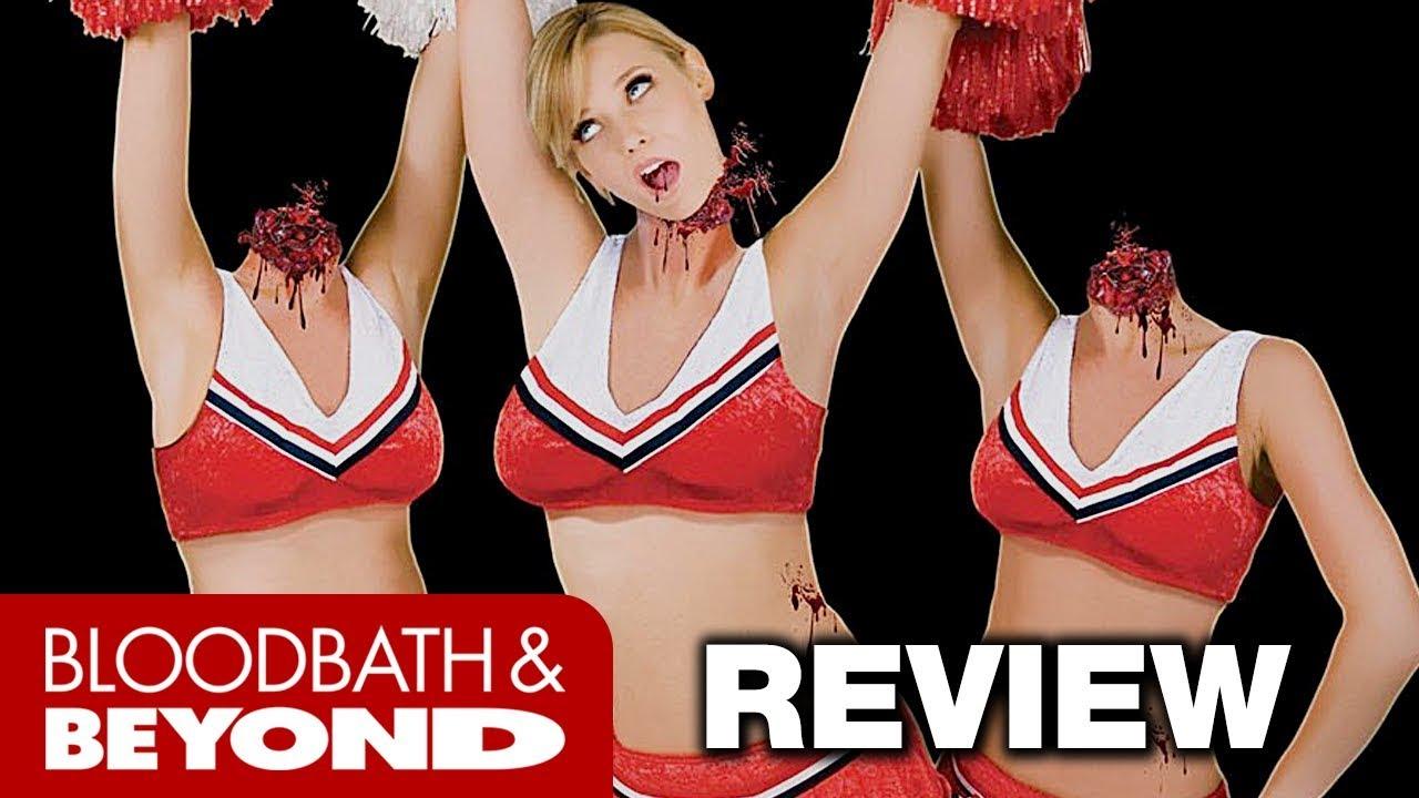 Cheerleader massacre movie, naked women socks stockings skirts