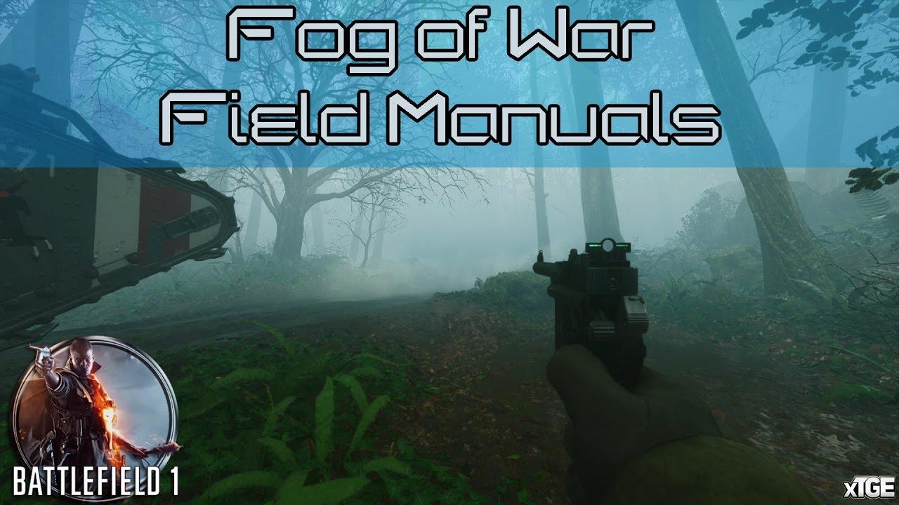 battlefield 1 all field manual locations in fog of war through rh youtube com field manual 1-04 field manual 1-06