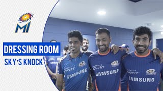 MI dressing room reacts to Suryakumar's knock vs RCB | सूर्य की बल्लेबाज़ी | Dream11 IPL 2020