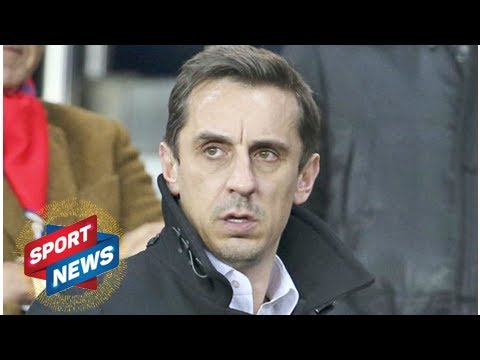 'No excuses': Gary Neville speaks out on Jamie Carragher spitting incident