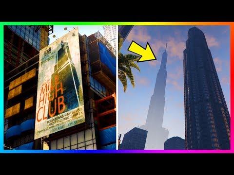 GTA Online NEW Nightclub Locations To Buy & Own - Dynamic Skyscrapers, NEW Buildings & MORE! (GTA 5)