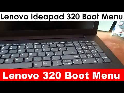lenovo ideapad 320 15isk bios key
