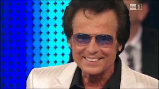 """Little Tony canta """"Riderà"""" e """"Cuore matto"""" - I migliori anni 09/03/2013"""