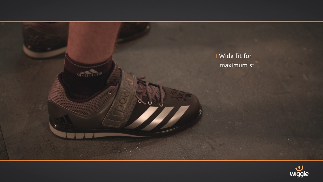 adidas powerlift 3 scarpe su youtube