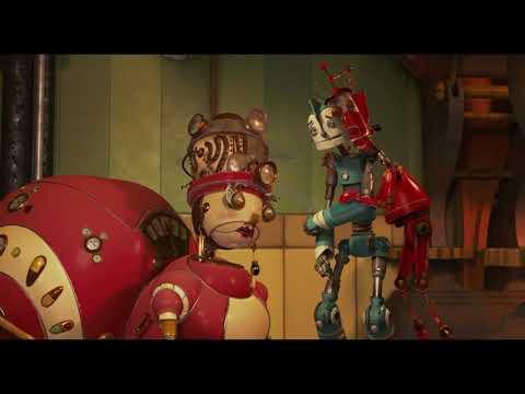 Роботы мультфильм 2005 в hd
