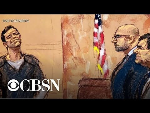 Vicente Zambada gives shocking testimony in El Chapo trial