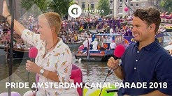 Canal Parade 2018 | Pride Amsterdam