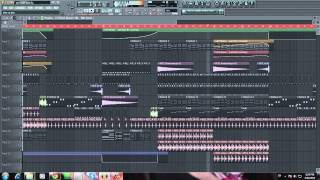 JLS - Eyes wide shut ft. tinie tempah (dj khang chjvas instrumental REMAKE FLP )