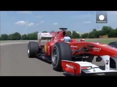 Formule 1 - Vettel chez Ferrari