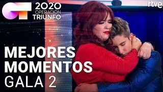 MEJORES MOMENTOS GALA 2 | OT 2020