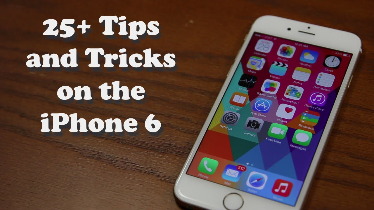 shortcuts on iphone 6 25 tips and tricks for the iphone 6 16118