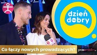 Co łączy nowych prowadzących Dzień Dobry TVN? Paulina Krupińska i Damian Michałowski
