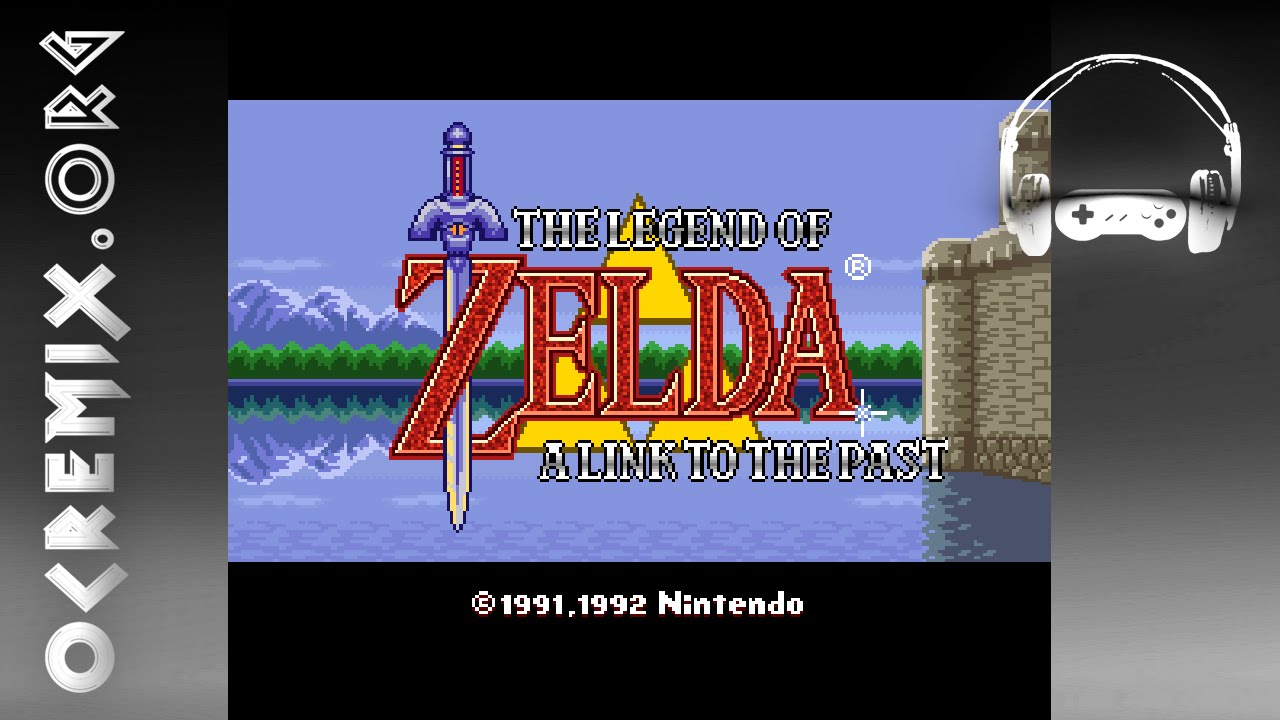 OC ReMix #1408: Legend of Zelda: A Link to the Past 'Ten Rupees' [Dungeon]  by Neskvartetten