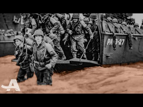 Bryan Cranston Narrates the Landing on Omaha Beach on the 75th Anniversary of the D-Day Invasion