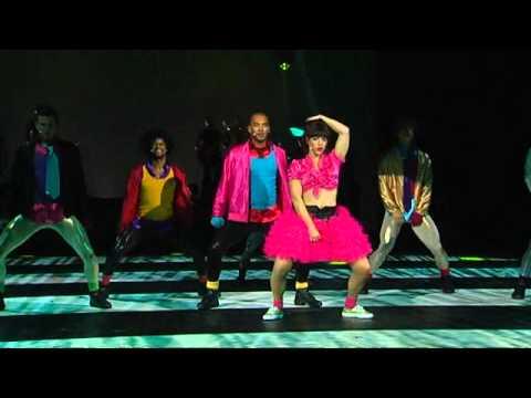 Cirque Stiletto met Ellen ten Damme