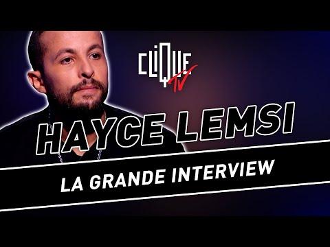 Youtube: #CliqueCouvreFeu: Hayce Lemsi, MC hyperactif du rap français  – Clique TV