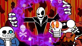 Animated Undertale Remix SharaX Dark Darker Yet Darker