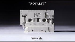 Nas - Royalty (feat. RaVaughn) (Prod. by Hit-Boy) [HQ Audio]