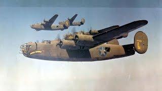 Знаменитые самолеты. Серия 8. Consolidated B-24 Liberator