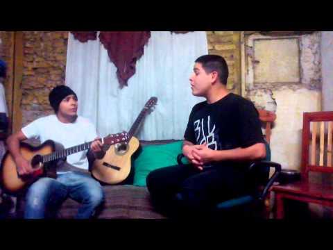 abc Sin Bandera (cover acustico , Alejandro Duarte y Matias Duarte)