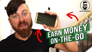 8 Easy Ways To Make Money From Your Phone