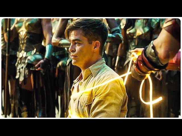 "WONDER WOMAN ""Lasso of Truth"" Movie Clip (2017) Gal Gadot Superhero Movie HD"