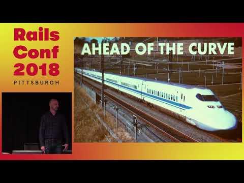 RailsConf 2018: Ten Years of Rails Tutorials by Michael Hartl