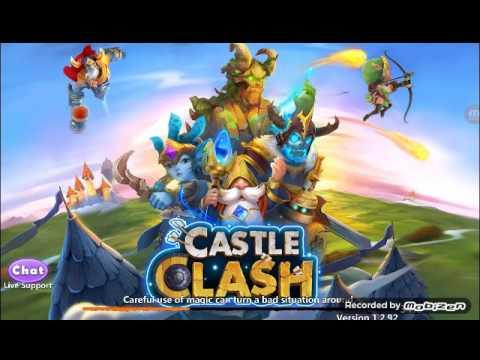 Nge Cheat Castle Clash {Indonesia}