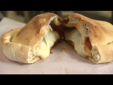 Chicago's Best Calzone: LaCoco's Pizza & Pasta