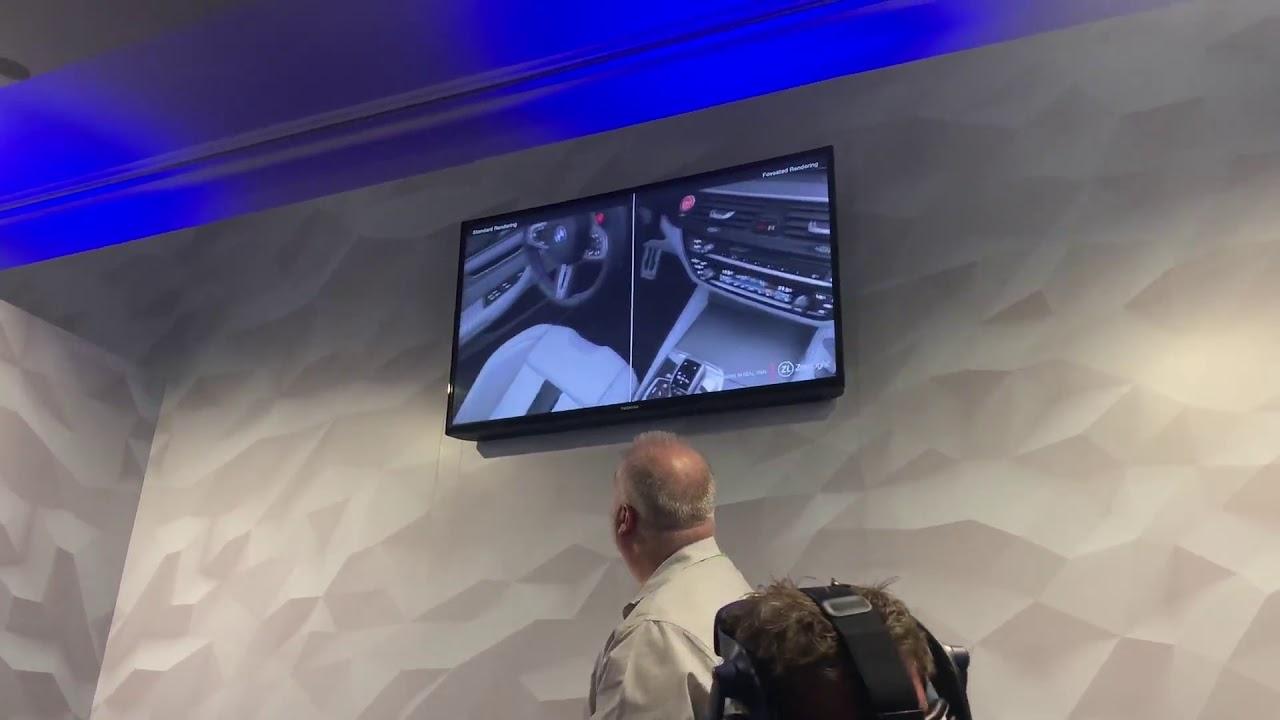 CES 2019 Vive Pro Eye: Impressions Of Tobii Eye Tracking