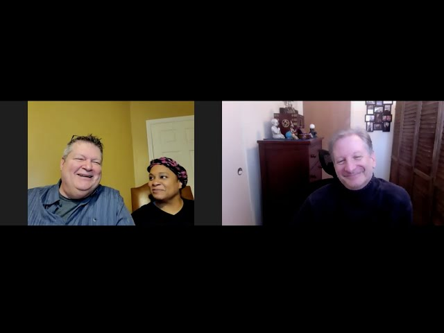 Meet The Biz With David Zimmerman - 07/21/21 - Special Guests: Matt and Angel Creeks - Part 2