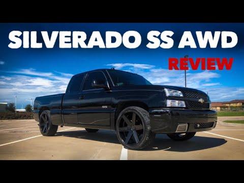 2004 Silverado SS 6.0L AWD 345HP (Review)