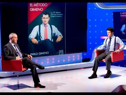 """Presentación libro """"El Método Gimeno"""" de Pablo Gimeno Sánchez"""