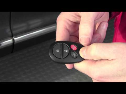 2012 | Toyota | Highlander | Remote Keyless Entry | How To By Toyota City Minneapolis MN