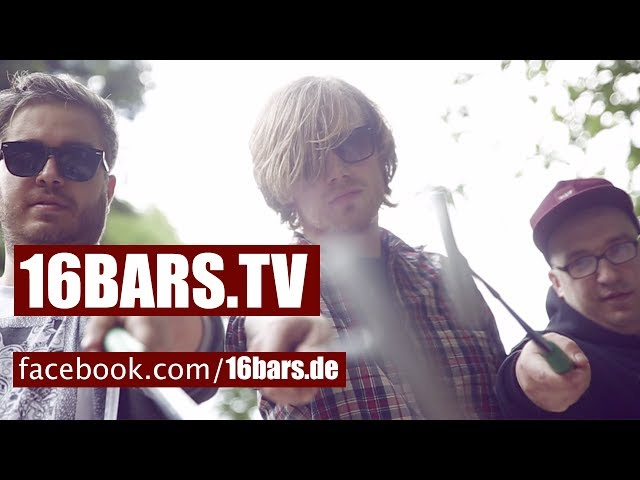 Dexter feat. Audio88 & Yassin - Dies das (16BARS.TV PREMIERE)