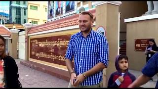 Mark Smith in Court After Child Sex Allegations in Phnom Penh, Cambodia