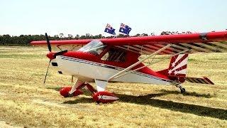 Aircraft  GR912 Lightwing Australia