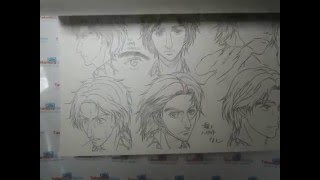 Prince of Tennis character setting by Takamura Store