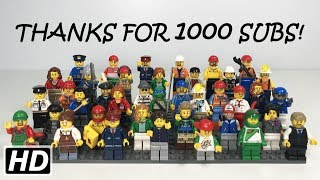 1000(1K) Subscribers! Thank You My Friends!! Special Video for You
