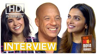 xXx 3   Most badass member - exclusive interview Vin Diesel, Nina Dobrev, Deepika Padukone & Co